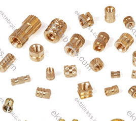 Brass Fasteners Fixing