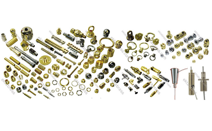 Brass Electrical Electronic Accessories